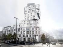 Neues Hochhaus Ridlerstraße
