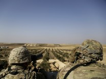 US-Militär bleibt in Manbij