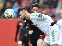 Bilder des Tages SPORT 03 02 2018 Fussball Saison 2017 2018 2 Fussball Bundesliga 21 S