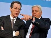 Steuer, SPD, Müntefering, Steinmeier, Foto: dpa