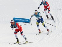 Cross-Country Skiing - Winter Olympics Day 1