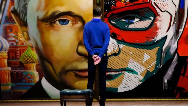 Zeitgeist Russland vor der Wahl