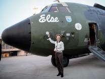 Bundesverteidigungsministerin von der Leyen reist in den Irak