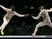 Fencing European Championships 2013