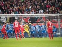 Bayer Leverkusen - Hertha BSC