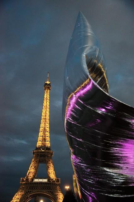 Super+ präsentiert den FLUG DES PHOENIX hier in Paris