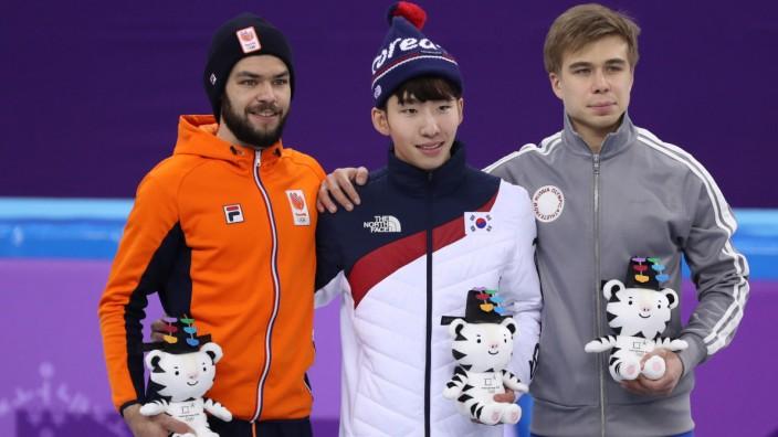 Pyeongchang 2018 - Shorttrack