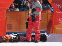 Pyeongchang 2018 - Freestyle - Snowboard