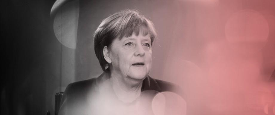 Angela Merkel Kabinettssitzung DEU Deutschland Germany Berlin 09 12 2016 Angela Merkel Bundesk