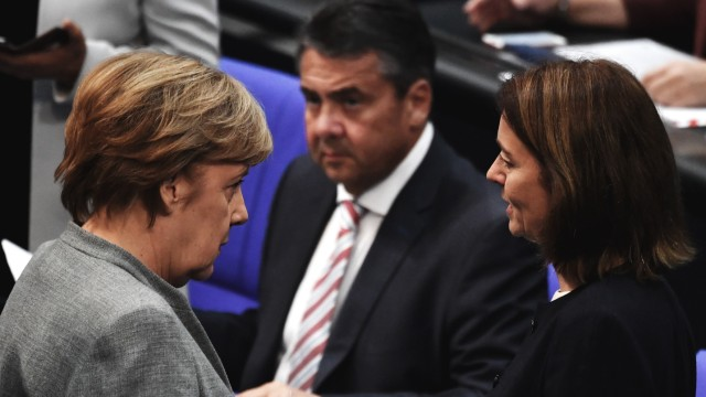 Bundestagswahl Migranten in der Politik