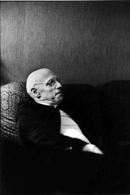 Michel Foucault 5 mars 1976 AUFNAHMEDATUM GESCHÄTZT PUBLICATIONxINxGERxSUIxAUTxHUNxONLY Copyright