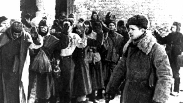 Zweiter Weltkrieg - Schlacht um Stalingrad