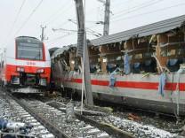 Österreich: Bei einem Zugunfall in der Steiermark gab es Tote und Verletzte.