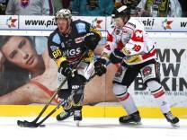 Eishockey DEL2 20 Spieltag im Eisstadion in Bayreuth Saison 2017 2018 Bayreuth Tigers gegen Tölzer