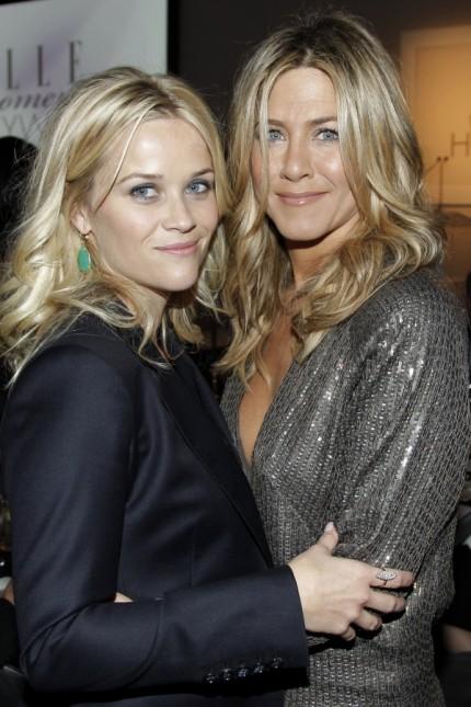 """Historisch"" (2011) - Jennifer Aniston, Reese Witherspoon"