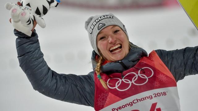 Pyeongchang 2018 -  Skispringen