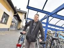 Gauting Bahnhof, Sebastian Hofmüller
