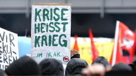 Krise G 20 Proteste Berlin Getty