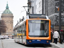 Nahverkehr in Mannheim