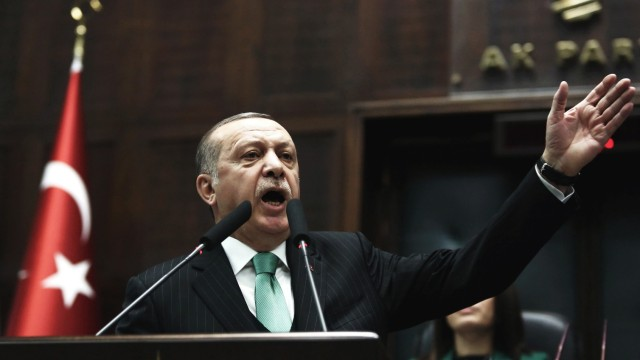 Politik Türkei Krieg in Syrien