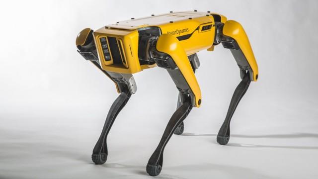 SpotMini, Boston Dynamics