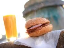 Forscher entwickeln gesundes Fast Food
