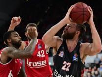 11 02 2018 Basketball Saison 2017 2018 1 Bundesliga easycredit BBL 21 Spieltag Brose Bamb