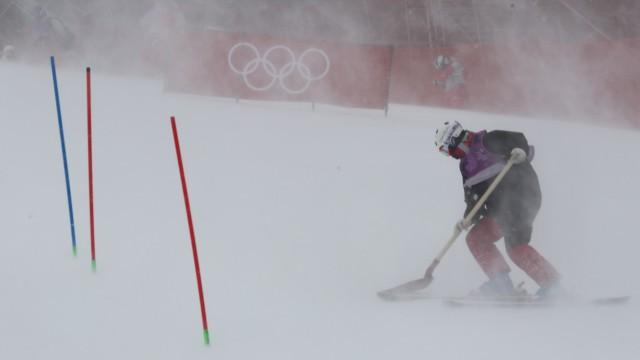 Pyeongchang 2018 - Ski Alpin