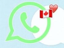 whatsapp+kanada