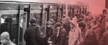 Berlin Public Transport Workers Strike