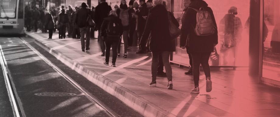Mobilitätsstudie 'Mobil in der Stadt'