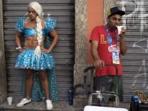 Karneval Rio de Janeiro bearbeitet