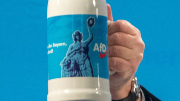 Politischer Aschermittwoch - AfD - Meuthen
