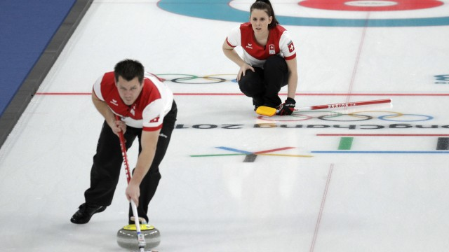 Olympia Curling bei Olympia