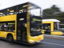 BVG: Ist ein kostenloser Nahverkehr in Großstädten wie Berlin möglich?