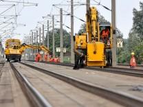 Deutsche Bahn: Bauarbeiten auf der ICE-Strecke Hannover-Berlin