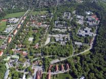 BND Gelände in Pullach, 2006