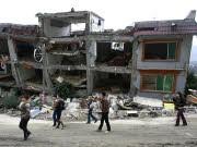 China öffnet Erdbeben-Schauplätze für Touristen, Reuters