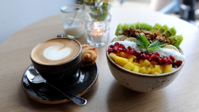 Cafés in München Daddy Longlegs