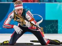 Biathlon - Winter Olympics Day 6