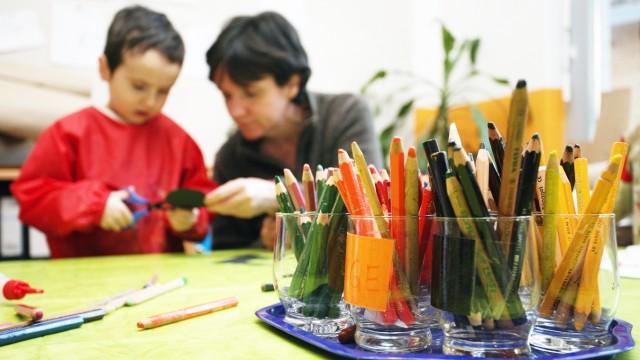 Bildung in Bayern Frühkindliche Bildung