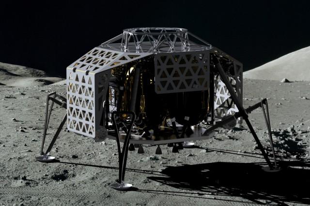 ALINA Moon Lander