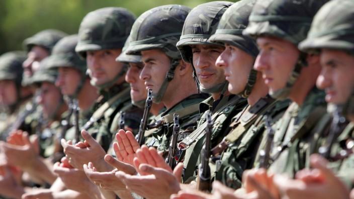 Albanien ist NATO-Mitglied