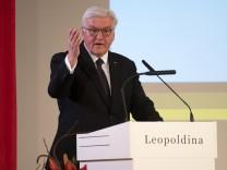 Fortsetzung Antrittsbesuch von Steinmeier in Sachsen-Anhalt