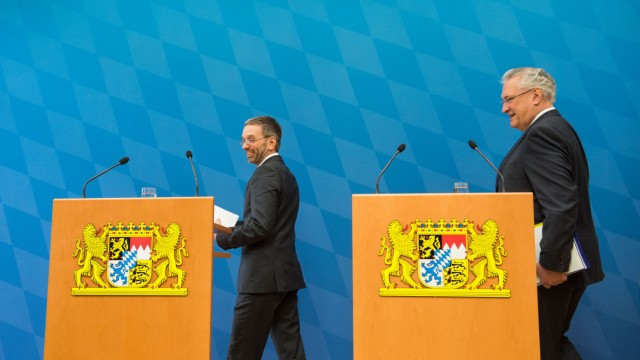 Antrittsbesuch des österreichischen Innenministers