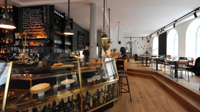 Cafés in München Frühstück Maxvorstadt