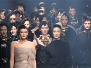 Pariser Modeschauen