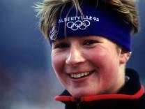 Claudia Pechstein Deutschland; claudia pechstein