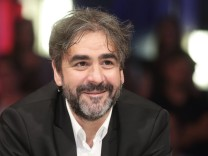 Deniz Yücel Journalist in der ZDF Talkshow maybrit illner am 21 07 2016 in Berlin Thema der Sendun