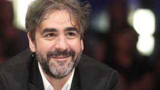Deniz Yücel Journalist in der ZDF Talkshow maybrit illner am 21 07 2016 in Berlin Thema der Sendun